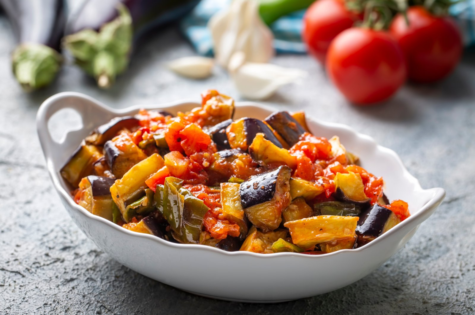 Traditional Turkish dish Şakşuka. (Shutterstock Photo)