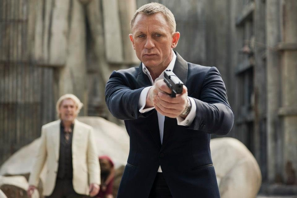 """""""No Time to Die"""" is the fifth and final outing of Daniel Craig as the British secret agent James Bond."""