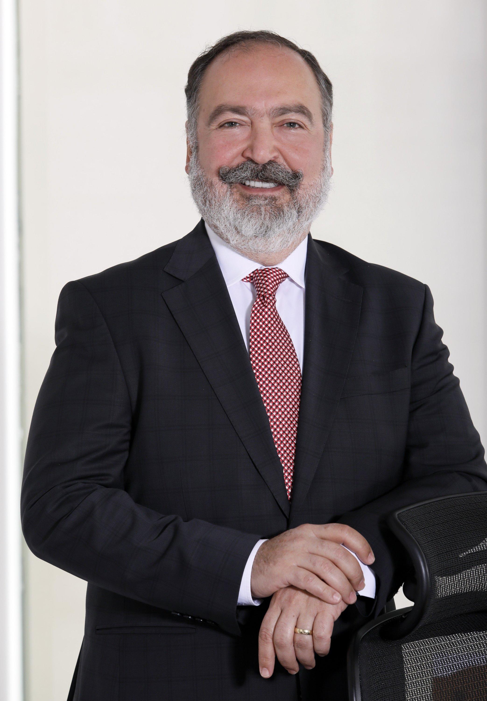 Mehmet Tevfik Nane, CEO of Turkish low-cost airline, Pegasus. (IHA Photo)