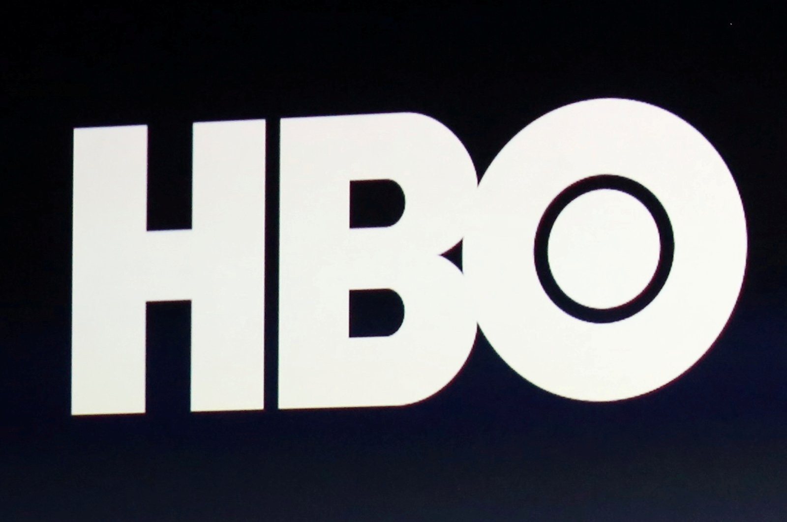 The HBO logo on display during an Apple event in San Francisco, California, U.S., March 9, 2015. (Reuters Photo)