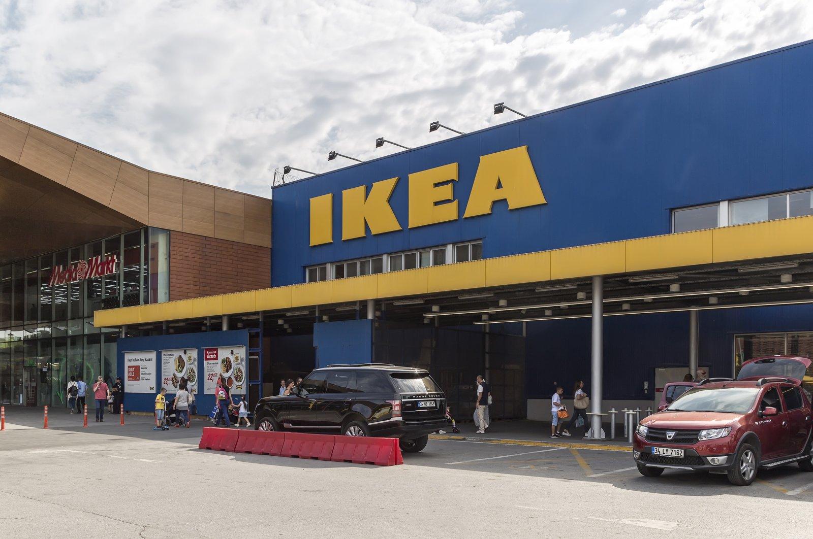 An IKEA store is seen in Istanbul, Turkey, June 17, 2019. (Shutterstock Photo)