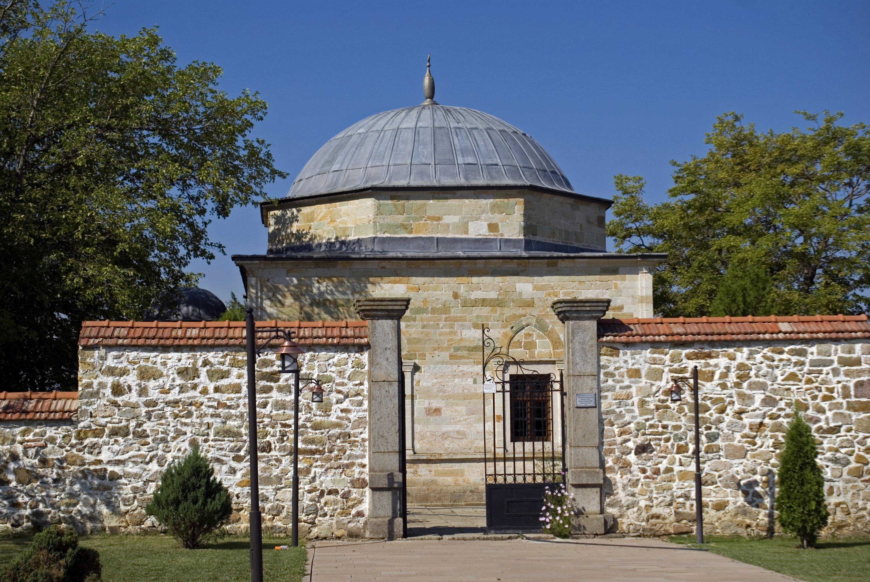 Sultan Murad I Memorial, Obilic, Kosovo, Sept. 1, 2013. (Shutterstock)