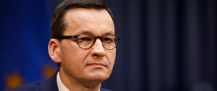 Poland's Prime Minister Mateusz Morawiecki. (Courtesy of Consulate General of the Republic of Poland in Istanbul)