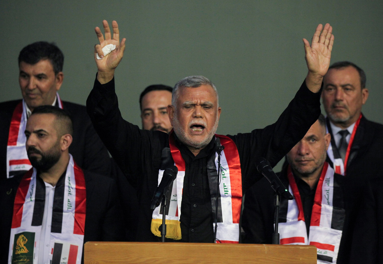 Pro-Iranian groups call preliminary Iraq poll results 'scam'