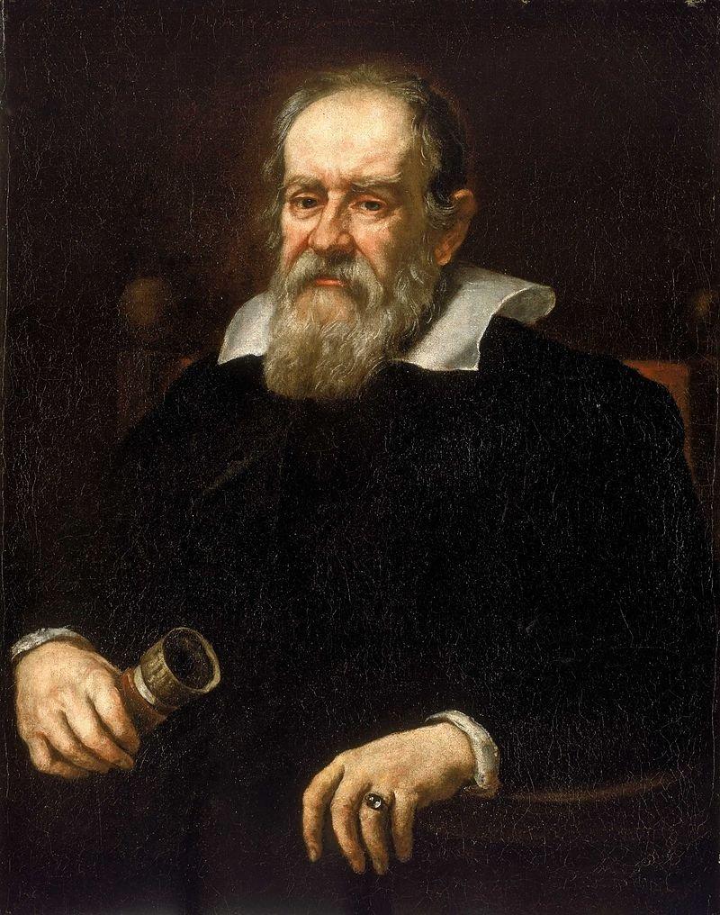 A 1636 portrait of Galileo Galilei by Justus Sustermans. (Wikimedia Photo)