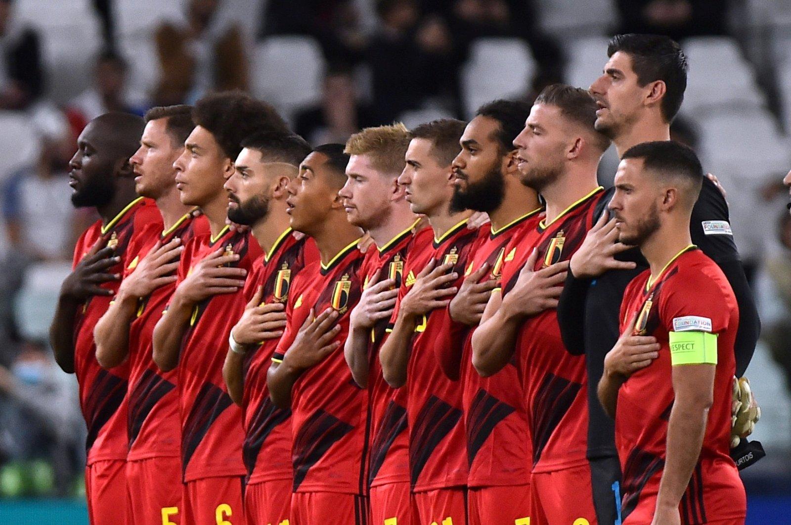 Silverware eludes Belgian football's aging 'golden generation'
