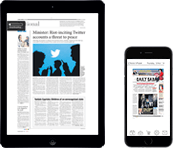 Daily Sabah on iPhone and iPad